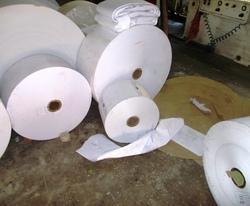 کاغذ با روکش پلی اتیلنی